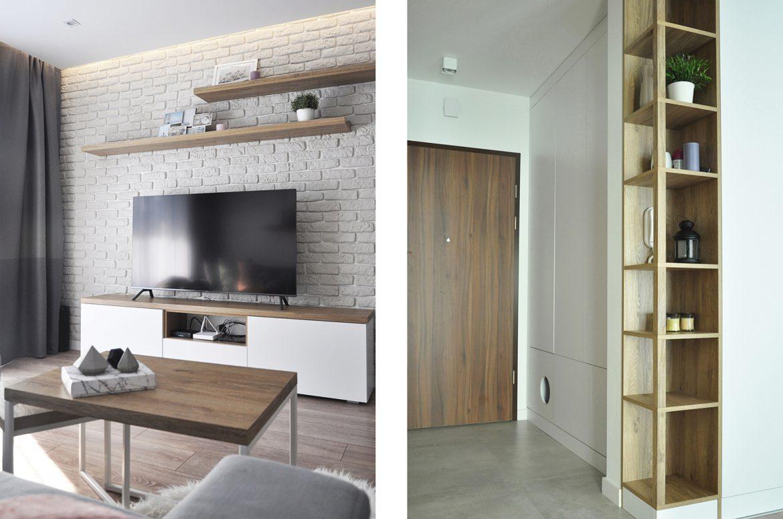 Studio Pniak Biel Vs Drewno 40 M2 M Mieszkanie