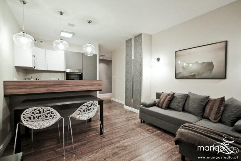Mango Studio » Mieszkanie ekonomiczne 53 mkw