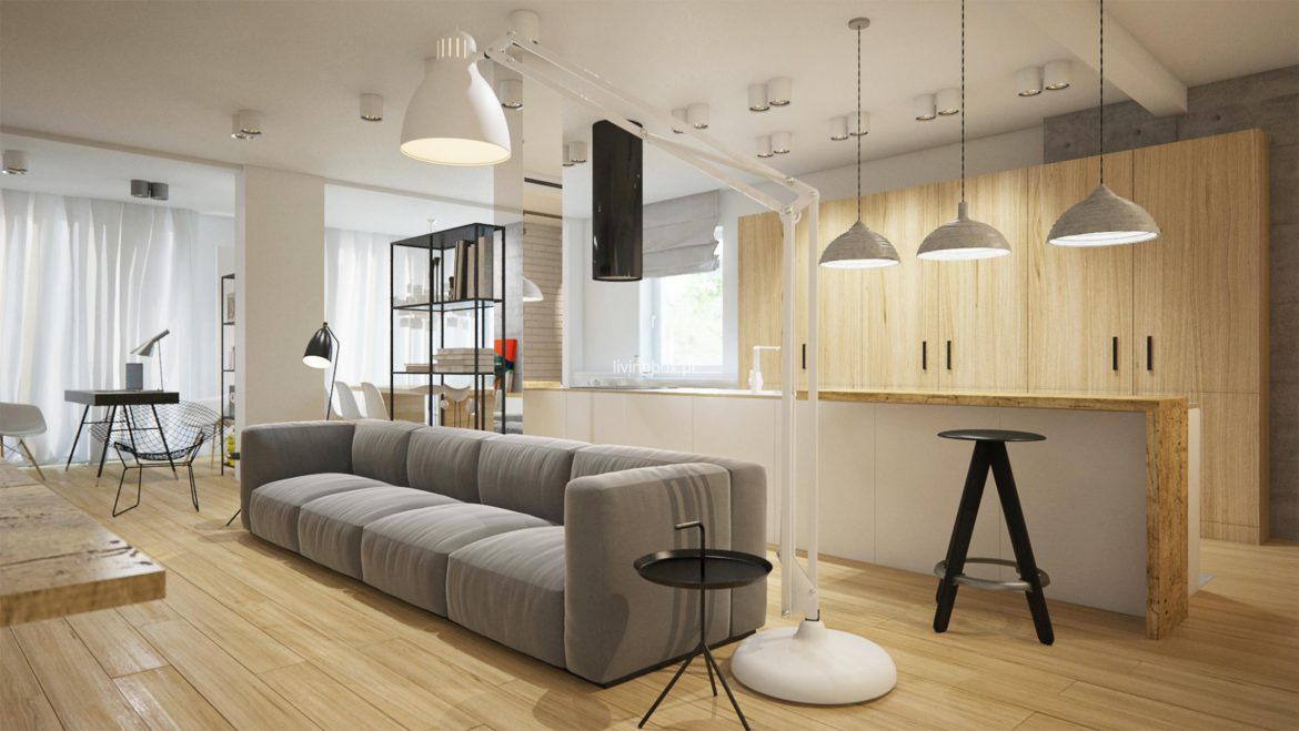 Living Box » Apartament Oslo 180m2