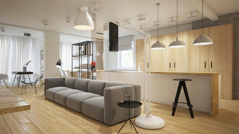 Living Box » Apartament Oslo 180m2