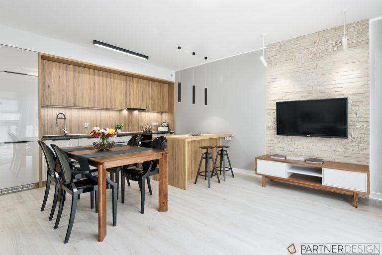 Partner Design » Mieszkanie pokazowe Ołtaszyn