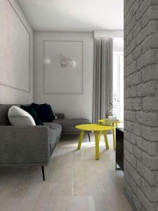 kinga-anolik » Mieszkanie w Warszawskiej Kamienicy