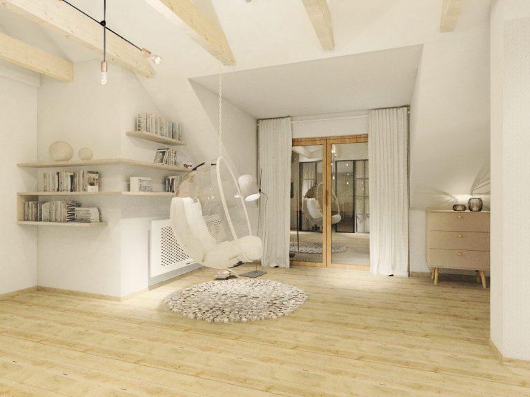 Fluo Design » Przestrzeń dzienna