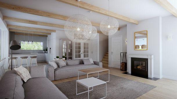 double-look-design » Mieszkanie Niepołomice