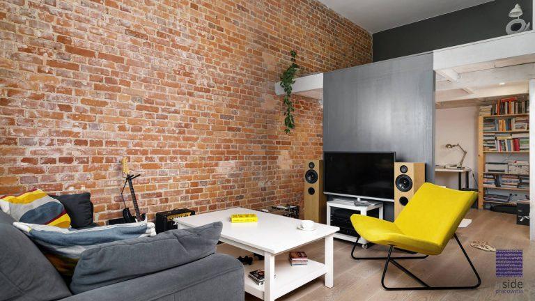studio-inaczej » Mieszkanie z antresola Wrocław