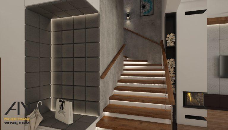 AINprojektowanie » Dom w Ożarowie