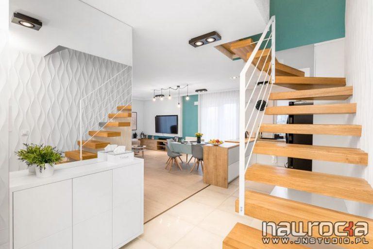joannanawrocka » Apartament dwupoziomowy Wrocław