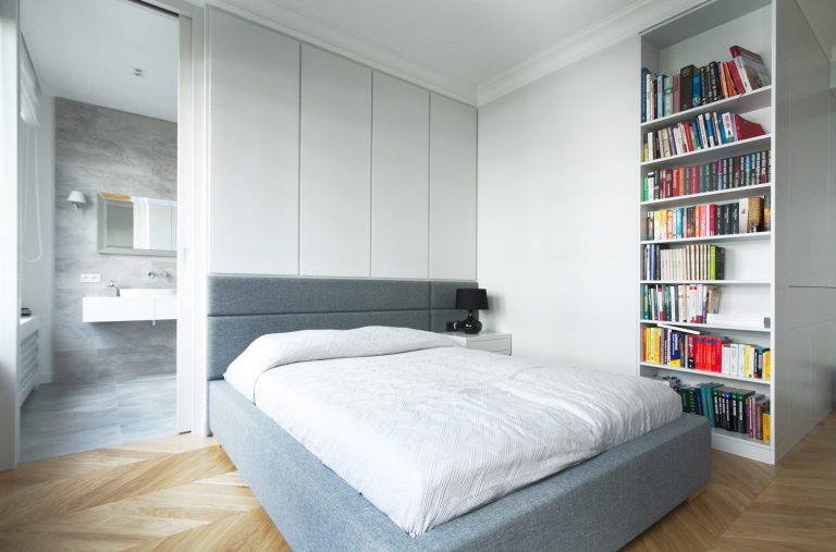Soma Architekci » Apartament Mokotów