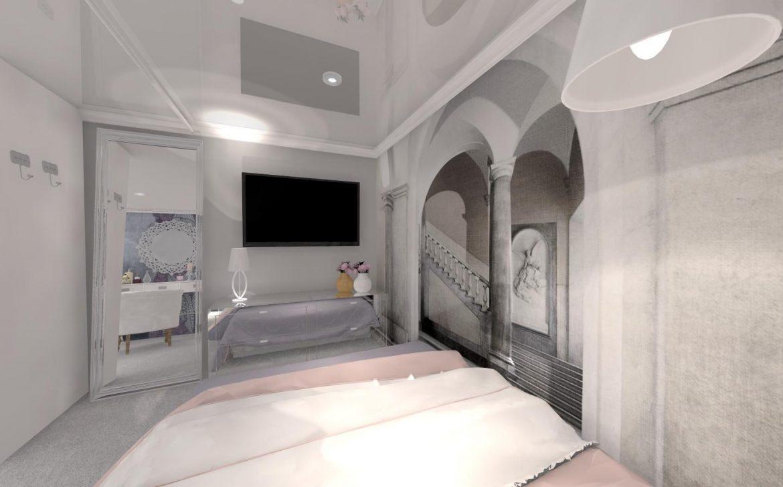 Sypialnia Glamour M Mieszkanie