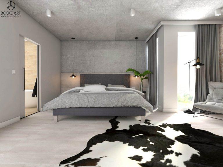 boskeart » Szary apartament w Jarocinie