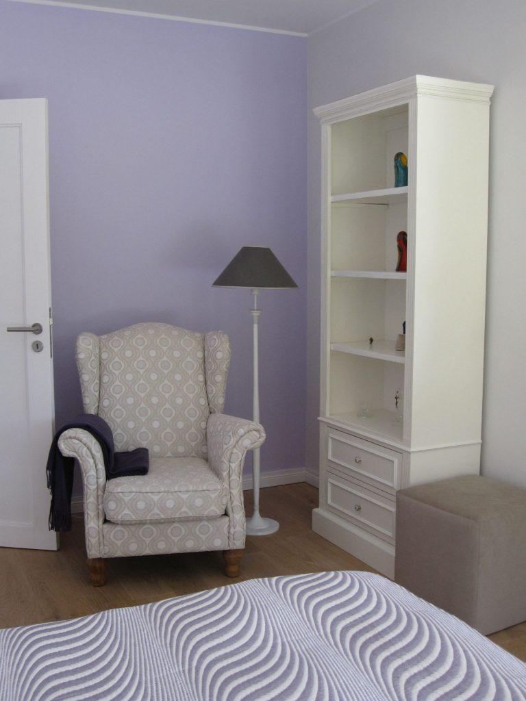 Alicja Watroba » Klasyczna sypialnia z bajkowym widokiem