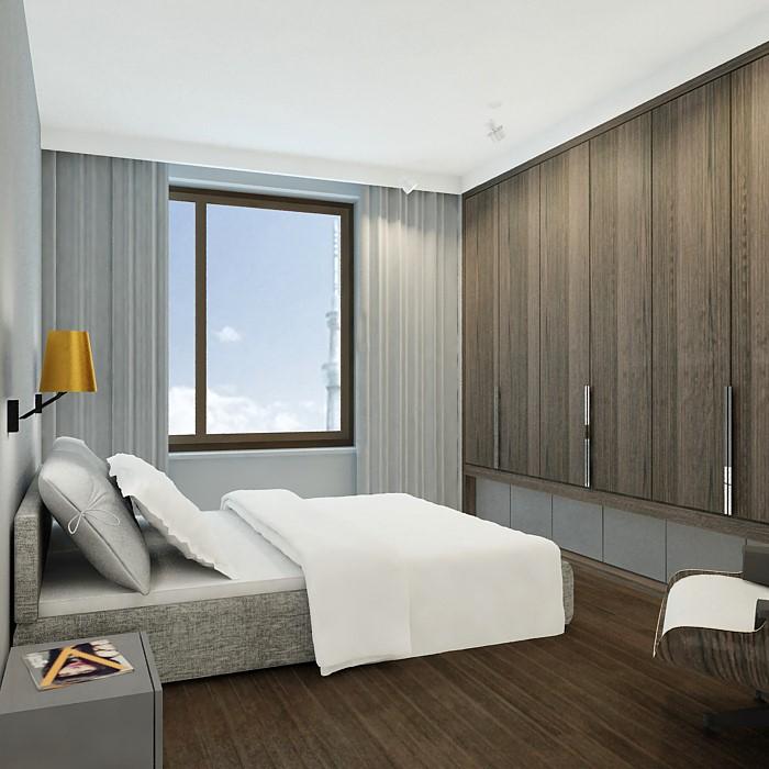 Soma Architekci » Powiśle 90 m2