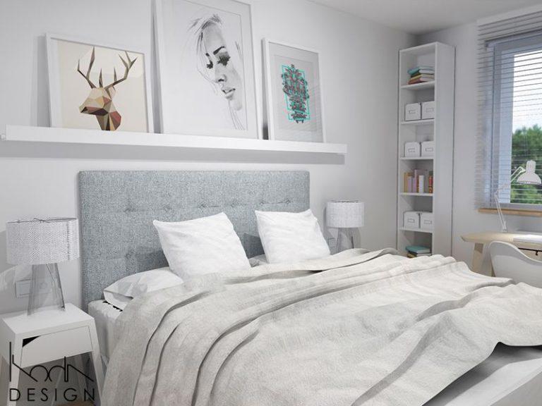 kodadesign » Mieszkanie w bieli