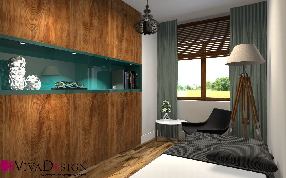 Viva Design » Przytulny dom dla rodziny - M-Mieszkanie