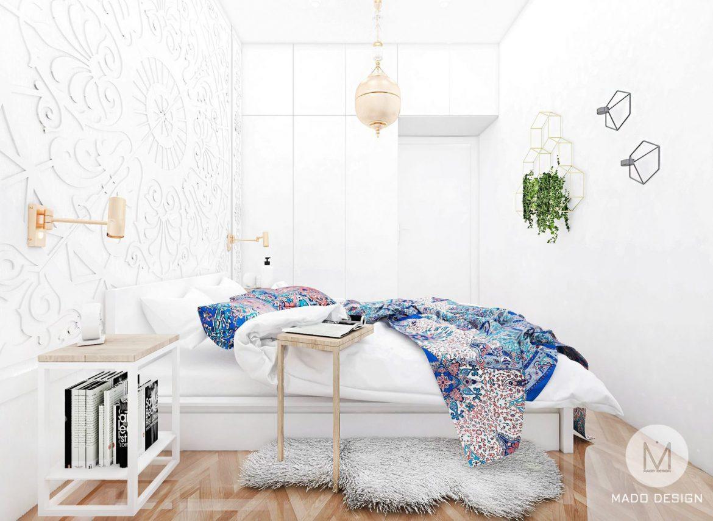 Mado Design Projekt Sypialni W Stylu Orientalnym M