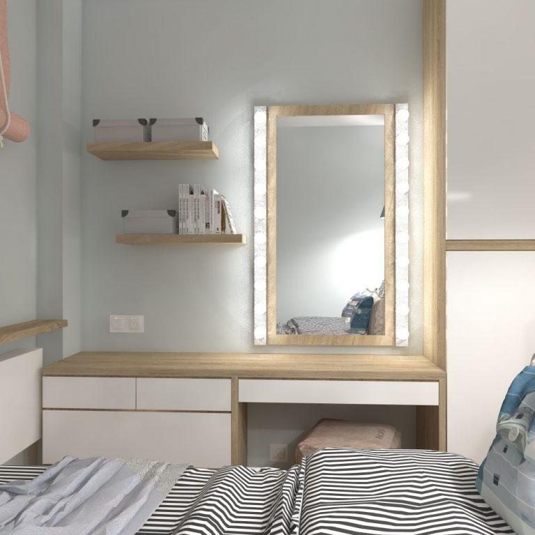 chatanowa » Malutka sypialnia o wielu twarzach