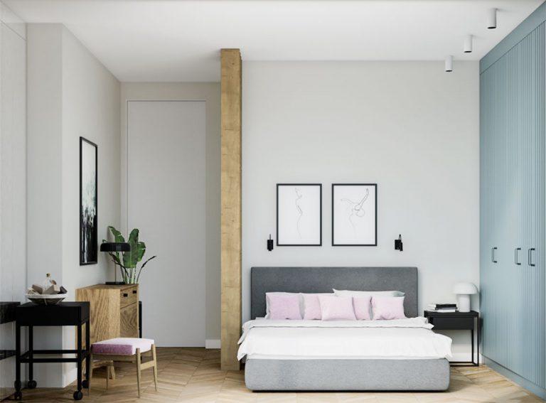 Sypialnia M Mieszkanie